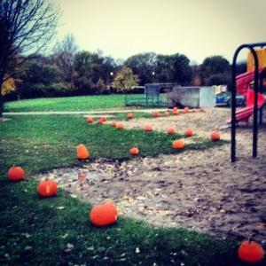 pumpkin walk 3