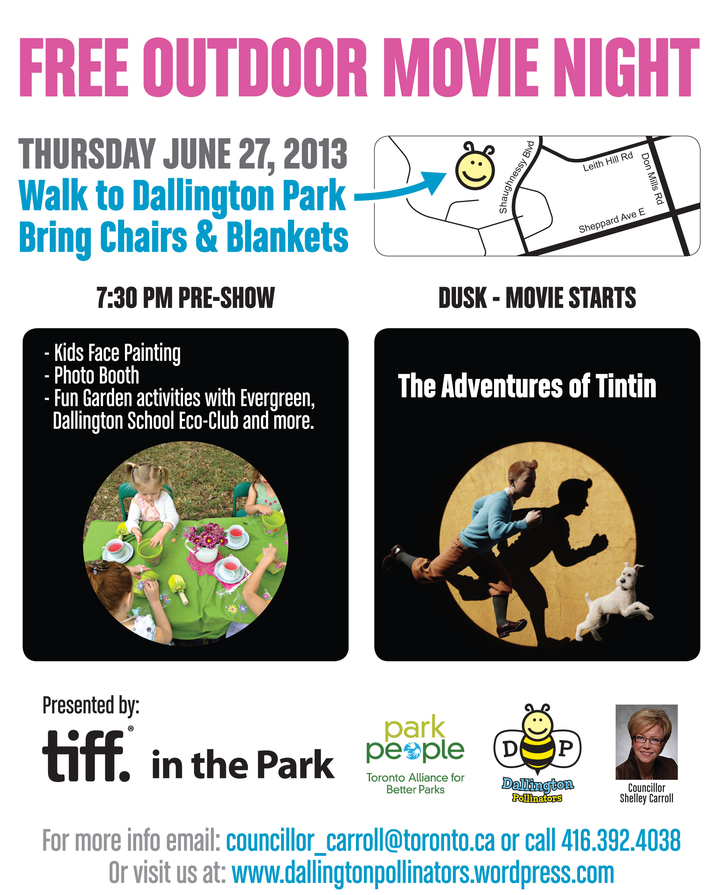 Join Us On Thursday June 27 For A Special Movie Night At