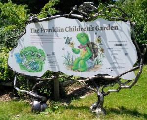 Franklin's Pollinator Station 5