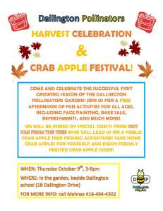 HARVEST CELEBRATION FLYER V1